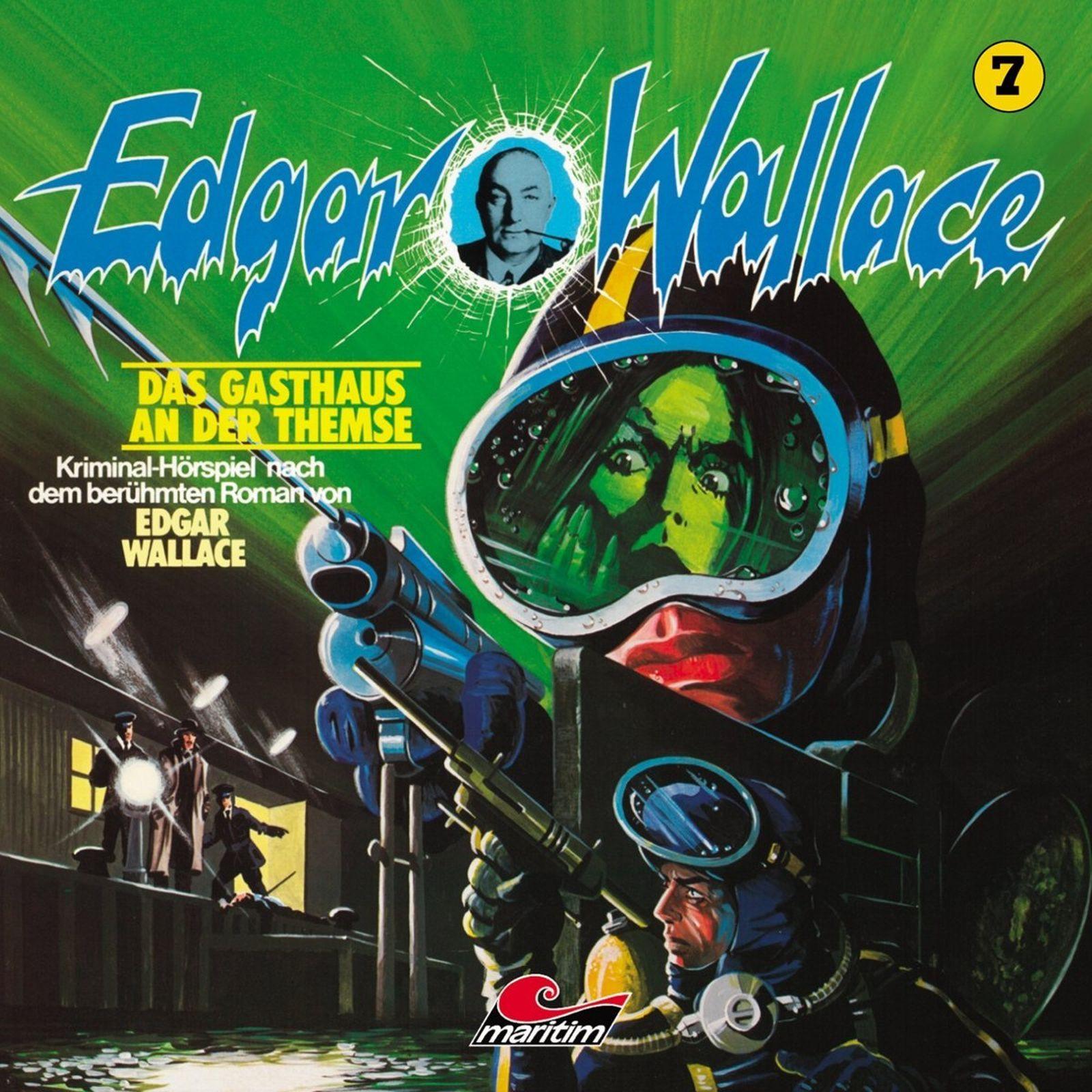Edgar Wallace - Folge 7: Das Gasthaus an der Themse