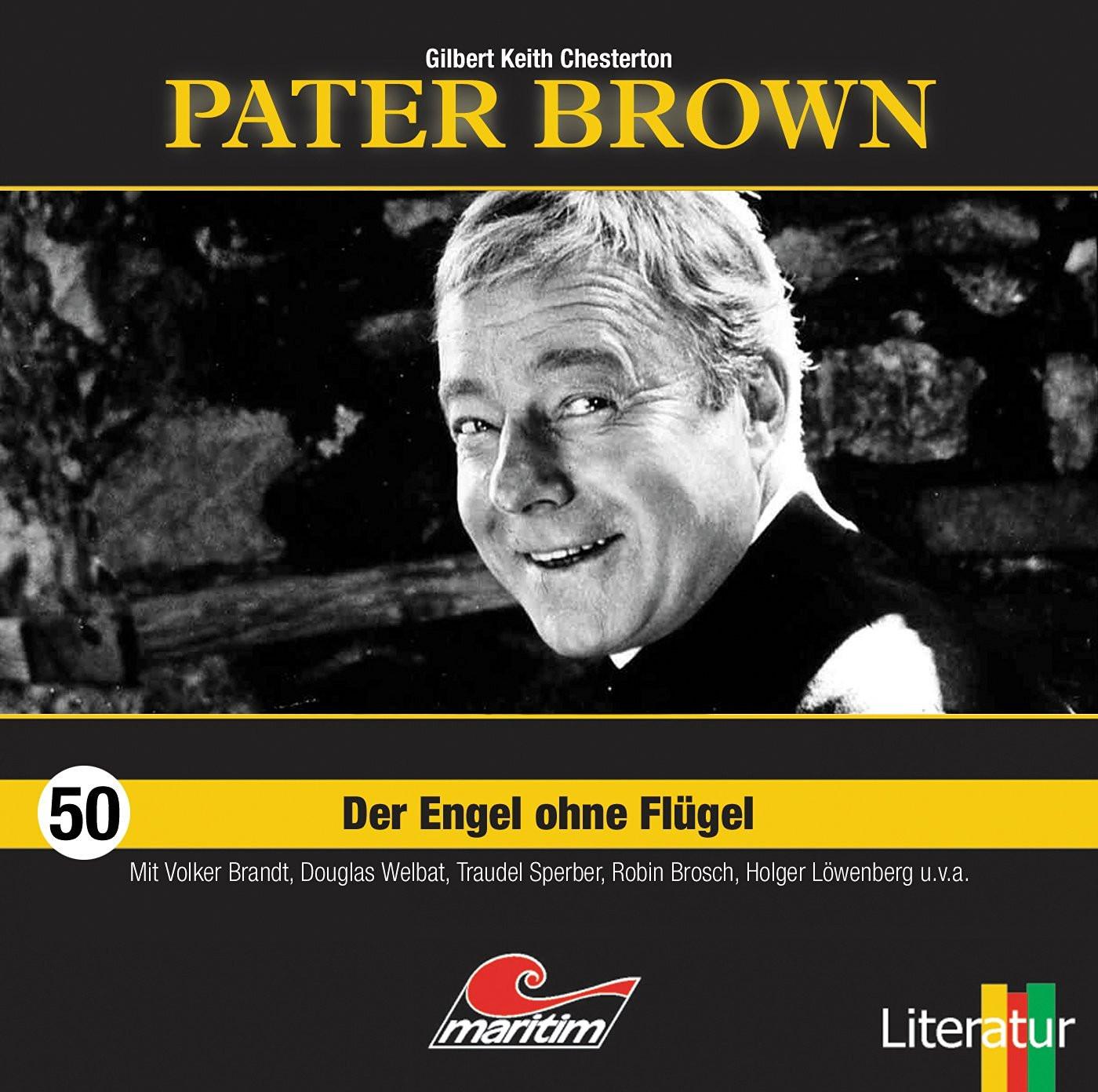 Pater Brown - Folge 50: Der Engel ohne Flügel