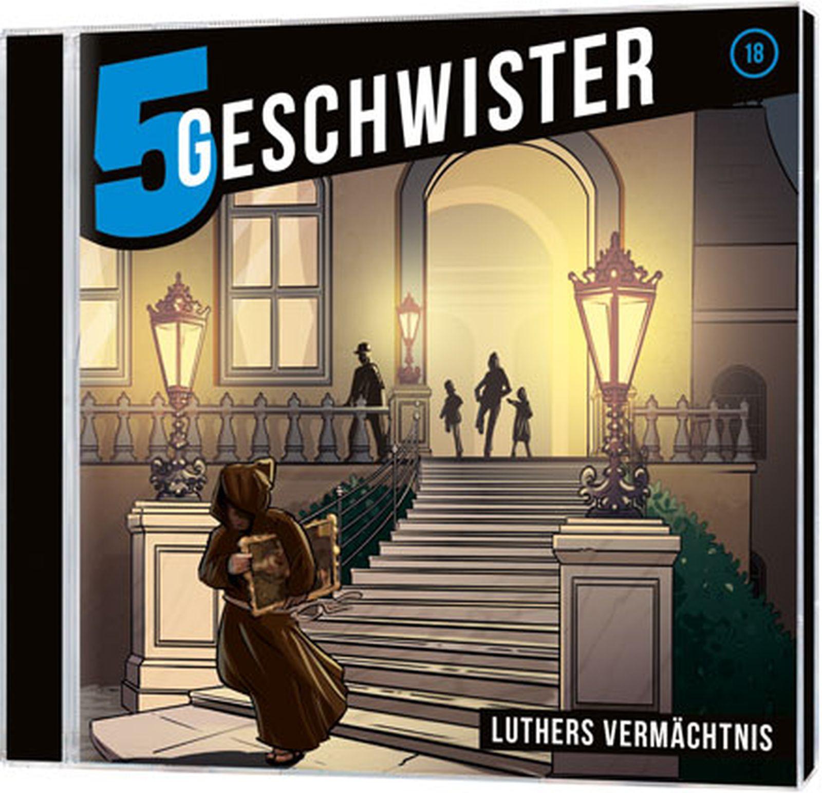 5 Geschwister - Folge 18: Luthers Vermächtnis