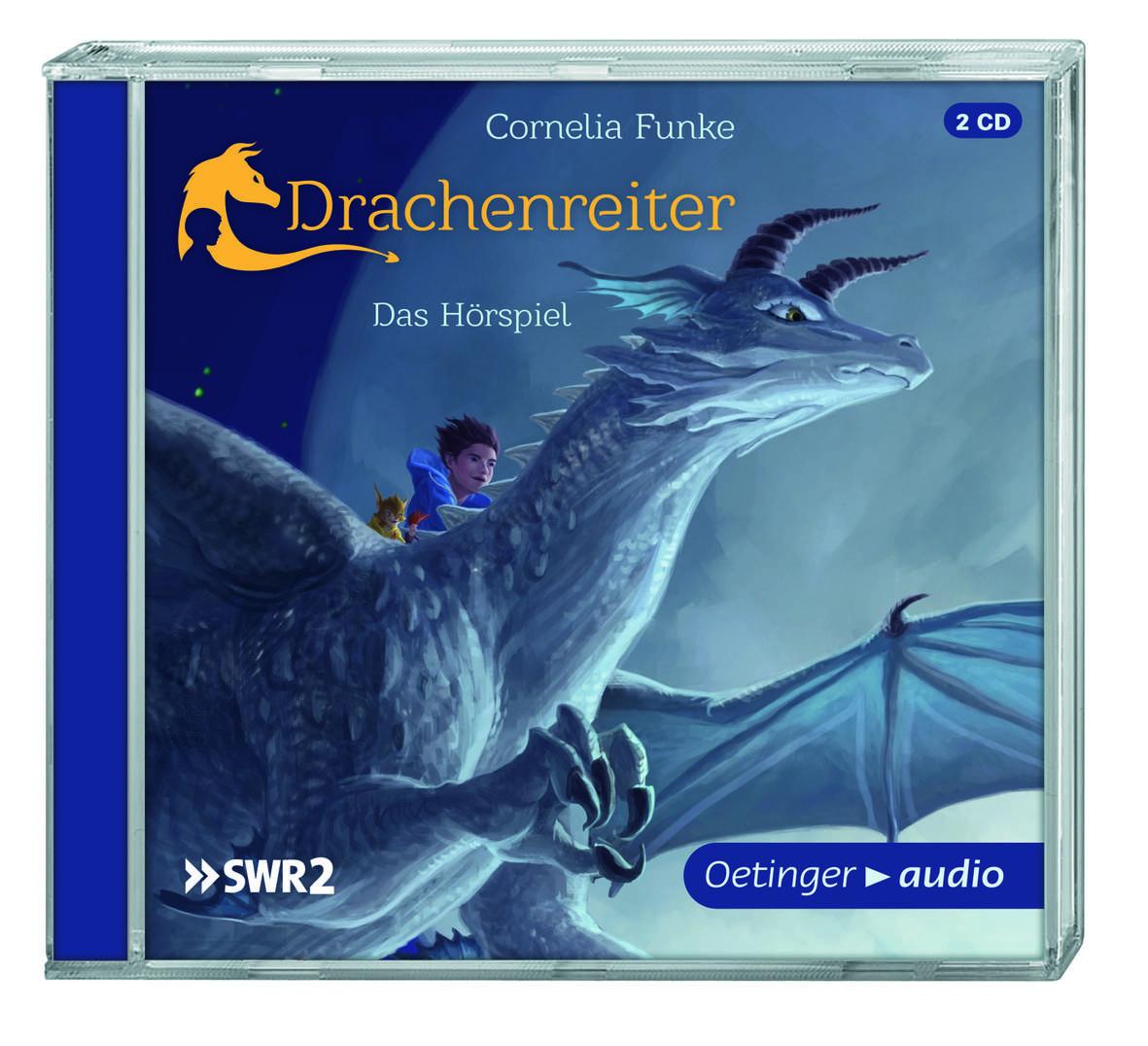 Cornelia Funke - Drachenreiter - Das Hörspiel (SWR)