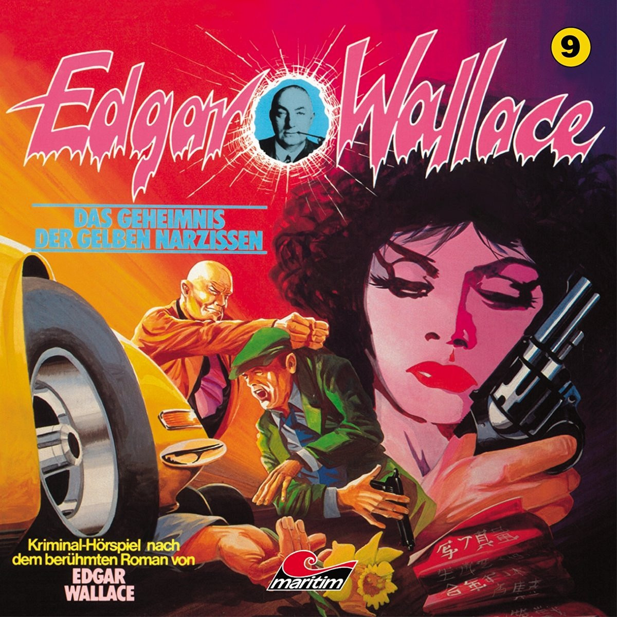 Edgar Wallace - Folge 9: Das Geheimnis der gelben Narzissen