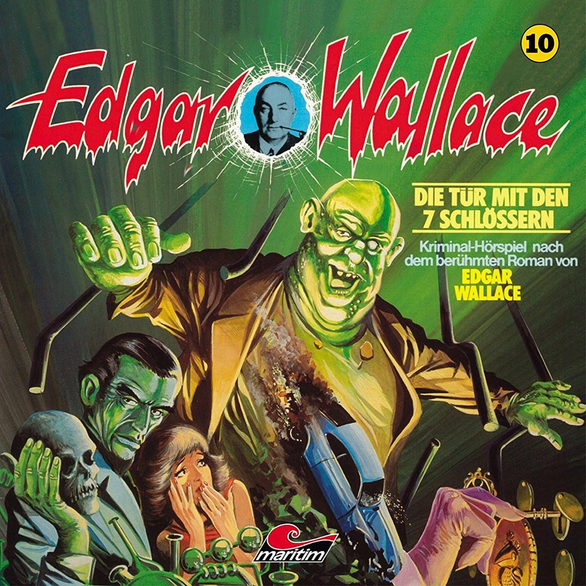 Edgar Wallace - Folge 10: Die Tür mit den 7 Schlössern
