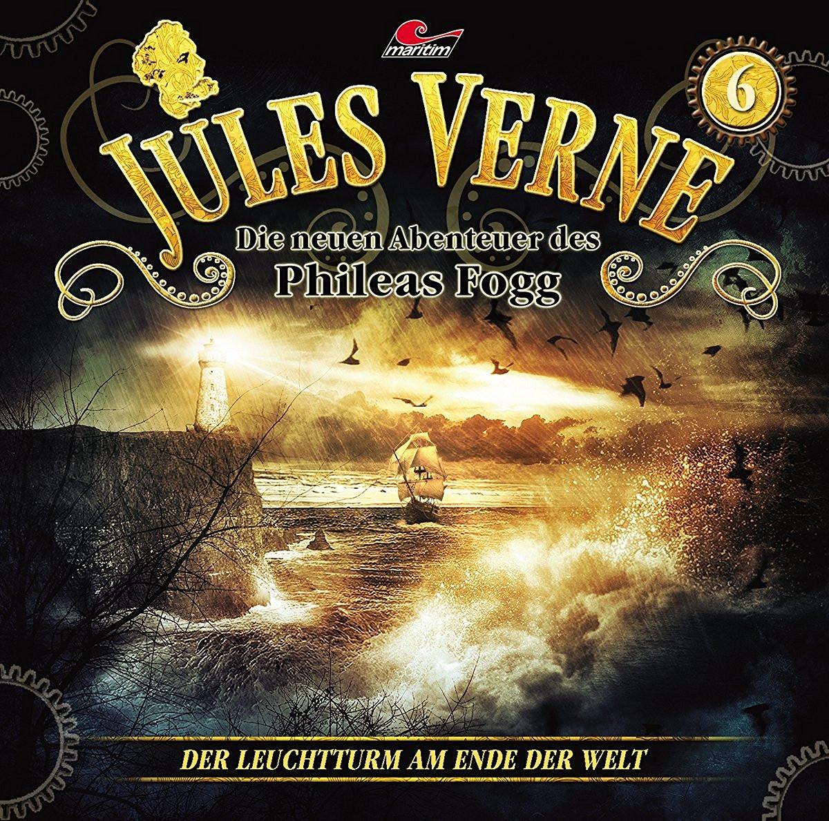 Jules Verne - Folge 6: Der Leuchtturm am Ende der Welt