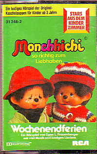 MC RCA Monchhichi Wochenendferien