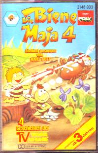 MC Poly Die Biene Maja Folge 4