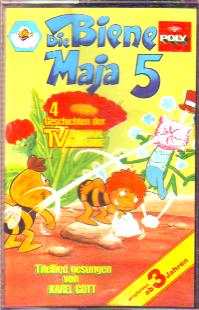 MC Poly Die Biene Maja Folge 5