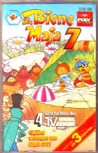 MC Poly Die Biene Maja Folge 7