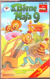 MC Poly Die Biene Maja Folge 9