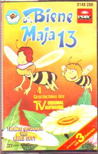 MC Poly Die Biene Maja Folge 13