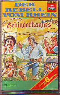 MC Poly Schinderhannes Der Rebell vom Rhein