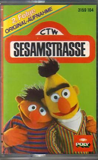 MC Poly Sesamstrasse Folge 2