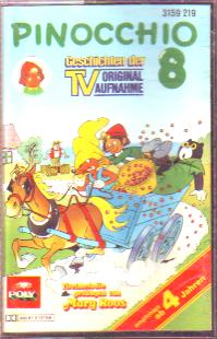 MC Poly Pinocchio Folge 8