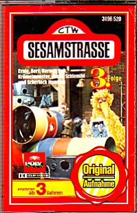 MC Poly Sesamstrasse Folge 3