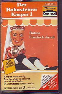 MC Karussell Der Hohnsteiner Kasper 1 Kasper wird König
