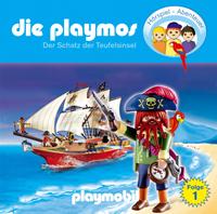Die Playmos - 01 - Der Schatz der Teufelsinsel