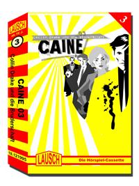 MC Caine - 03 - Collin Drake und die Bruderschaft Limited Editio