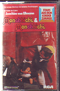 MC RCA Monchhichi & Monchhichi