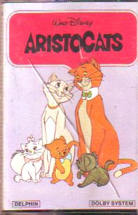 MC Disneyland / Delphin Aristocats