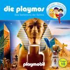 Die Playmos - 10 - Das Geheimnis der Sphinx
