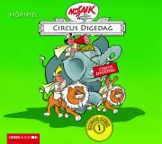 Digedags 1 Römer-Serie - Circus Digedag
