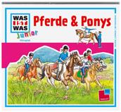 WAS IST WAS Junior Hörspiel - Pferde