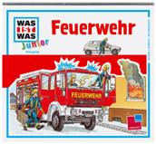 WAS IST WAS Junior Hörspiel - Feuerwehr