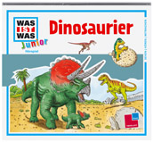 WAS IST WAS Junior Hörspiel - Dinosaurier
