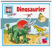 MC WAS IST WAS Junior Hörspiel - Dinosaurier