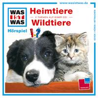WAS IST WAS Hörspiel 39 Heimtiere / Wilde Tiere