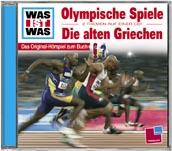 WAS IST WAS Hörspiel Die Olympischen Spiele / Die alten Griechen