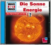 MC WAS IST WAS Hörspiel Die Sonne / Energie