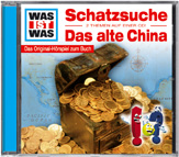 WAS IST WAS Hörspiel Schatzsuche / Das Alte China