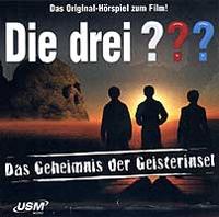 Die Drei ??? 0 Das Geheimnis der Geisterinsel  Film Hörspiel