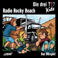Die drei ??? Kids USM Folge 2: Radio Rocky Beach