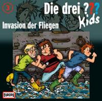 Die drei ??? Kids Folge 03: Invasion der Fliegen