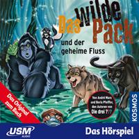 Das wilde Pack 3 und der geheime Fluss