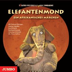 Iyasa Zimbabwe - Elefantenmond - Hörspiel