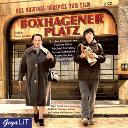 Boxhagener Platz - Das Original-Hörspiel zum Film