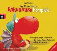 Der kleine Drache Kokosnuss - Schulfest + Wetterhexe Hörspiele