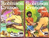 MC Märchenland 38+39 Robinson Crusoe 1 + 2 Komplett