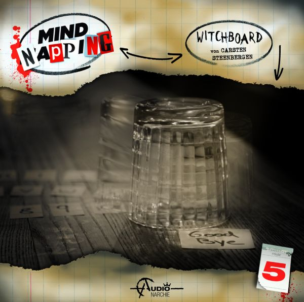 MindNapping 05 - Witchboard - Hörspiel
