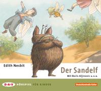 Edith Nesbit - Der Sandelf Hörspiel