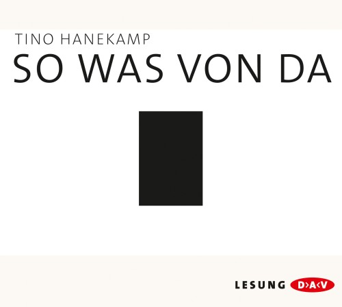 Tino Hanekamp - So was von da