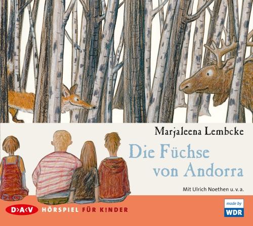 Die Füchse von Andorra - Hörspiel