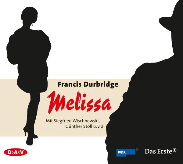 Francis Durbridge - Melissa - Hörspiel