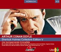 Arthur Conan Doyle  -  Sherlock Holmes Collectors Edition 05