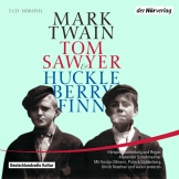 Mark Twain - Tom Sawyer + Huckleberry Finn Hörspiel