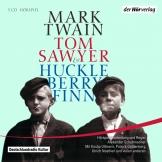 Mark Twain - Tom Sawyer + Huckleberry Finn Hörspiel