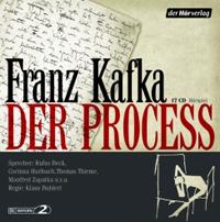 Franz Kafka - Der Process - Hörspiel