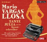 Mario Varags Llosa - Tante Julia und der Kunstschreiber - Hörspi